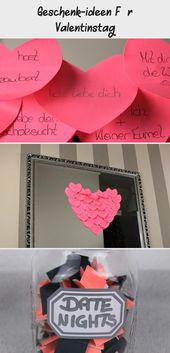 Geschenk-ideen Für Valentinstag