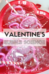Valentine Science Activity for Preschool – Pre-K Pages