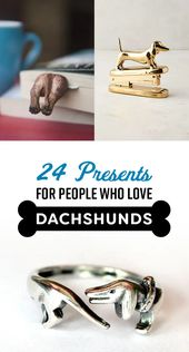 24 Gifts That People Who Love Dachshunds Will Long For   – Family Ideas