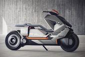 Das BMW Motorrad Concept Motorrad ist etwas aus einem Science-Fiction-Film   – Vehicles