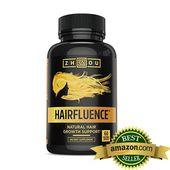 Hairfluence – Pure Hair Progress Formulation, 60 Veggie Capsules