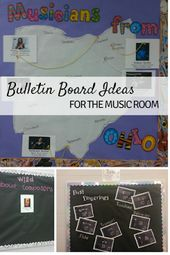 Bulletin Board Ideas – Mrs. Miracle's Music Room