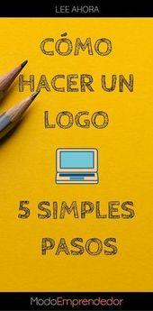 Cómo hacer un logotipo en 5 simples pasos.   – Diseño de logotipos