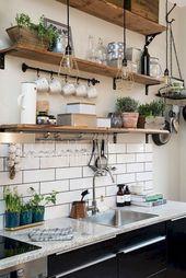 70+ erstaunliche kleine Küchen-Design-Ideen – Seite 15 o …