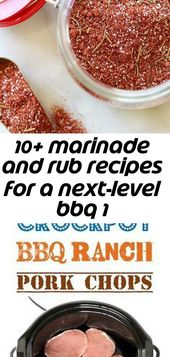 10+ marinade and rub recipes for a next-level bbq 1