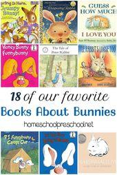 18 de nos livres d'images préférés de nos enfants sur les lapins   – There's A Book About That
