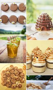Favor Friday: Sweet As Can Bee Baby Shower – #Baby #Bee #Favor #friday #Shower