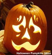 39 Chic Scary Pumpkin Carving Ideas For Halloween In This Year – OMGHOMEDECOR