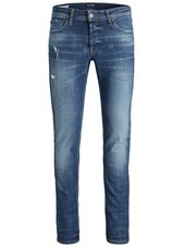 JACK & JONES Jeans 'Glenn Original Jos 312' Herren, Blue Denim, Größe 32