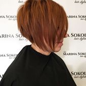81 Beautiful Bob Hairstyles Cropped at the Back