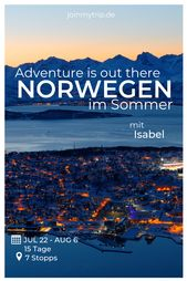 Auf nach Norwegen mit Isabel!  Norwegen. Skandinavien. Backpacker. Reisen. Norwe…