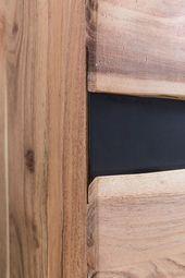 Super Residential Sideboard Satara WL5.194 from acacia solid wood #Living Room #Flur #Bedroom …