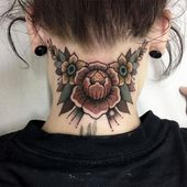 Body – Tattoo's – See this Instagram photo by @adri_maluquer • 1,954 likes. Cool placement