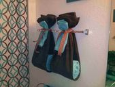 Photo of Exclusive DIY Bathroom Towel Decoration Ideas