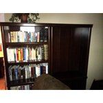 785e69058cc64e9fbee04dffcc32b817 - Better Homes Gardens Ashwood Road 5 Shelf Bookcase