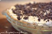 Schnelle und einfache Schokoladen-Erdnussbutter-Oreo-Torte   – Desserts