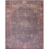 Joanna Gaines Lucca Rug Collection – LF-08 Navy/Red