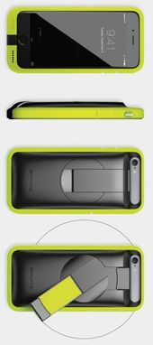 Crank Case Ensures your iPhone Never Runs out of Battery – GetdatGadget