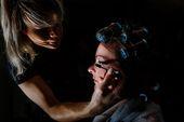 Bruidsmake-up | Bruidskapsel | Prep time