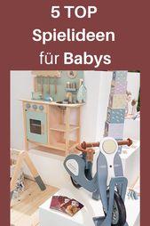 Baby Carrier 5 wunderbare Spielideen für dein Baby und dein Neugeborenes.