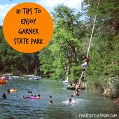 10 Tricks to Get pleasure from Garner State Park ~ Concan, Texas – R We There But Mother?