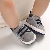 【Babyschuhe】 Freizeitschuhe für Jungen Laufschuhe für Kleinkinder Turnschuhe für Säuglinge aus Segeltuch Sportschuhe für Babys Erster Wanderer Schuhe für Neugeborene Krippen Spring Autume   – baby shoes