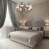 Stilvolle Schlafzimmerdekoration – #klassisch #Schlafzimmerdekoration #Stilvolle