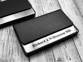 Cardholder – Personalized Credit Card Holder – Birthday gift for Him – Credit Card Wallet – Business Card Holder – Wedding Gift