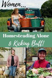 So gehöre ich allein und sterbe dabei nicht – Best of Homesteading Bloggers – GROUP BOARD
