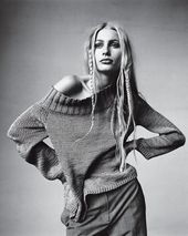 vogue:  Within the 90s Kirsty Hume and her waist-length blonde…