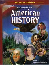 Mcdougal Littell American History Teacher S Edition