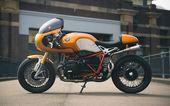fahrrad biz bmw rninet cafe racer r90 bmw motorrad orange Vertrauen Sie mir, ich bin ein Biker Plea …   – Bike design