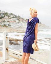 e26d27df01a Летнее платье с глубоким декольте своими руками