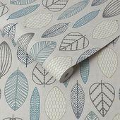 Scandi Leaf Non Woven Wallpaper Bed Bath Beyond Leaf Wallpaper Scandinavian Wallpaper Scandi Wallpaper