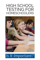 Excessive College Testing for Homeschoolers