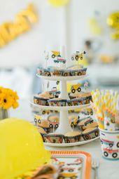 Bagger Kindergeburtstag ohne Bob den Baumeister? Oh ja, bitte! ‹ fräulein flo… – Kindergeburtstag: Deko, Rezepte, Spielideen, Einladungskarten