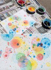 25 Ungewöhnliche Werkzeuge für kreative Kunstprojekte – Diy Projekt – Lora'sCraft