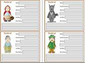 Blog mit selbstgemachten Unterrichtsmaterialien für Grundschule / Volksschule