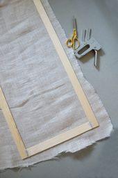 Faites-le boho: DIY   Jute Simple & Natural Closet
