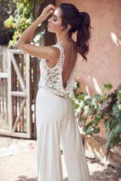 ▷ 1001 + Ideen für Jumpsuit Hochzeit – erscheinen Sie in gutem Stil – Sophie … – Hochzeit
