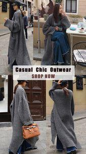 Neueste Damen Winter Looks💘 Designer Bekleidung & Jetzt im Trend Top Qualität & … – Häkeln