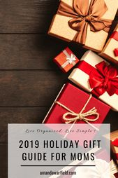 Photo of 2019 Holiday Gift Guide for Moms