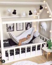 Babys genießen es, in den Schlaf gerockt zu werde…