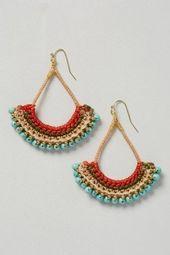Crochet Jewelry Inspiration – #Crochet #Inspiration #Jewellery #Jewelryinspira …