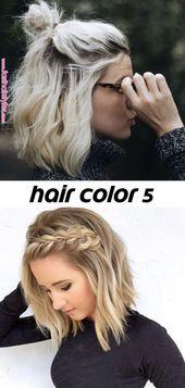Haarfarbe 5