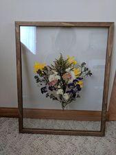 45 Atemberaubende romantische Hochzeitsideen zum Verlieben – Seite 2 – Hochzeit zum Staunen   – Bouquet preservation