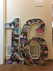 Creative & Inexpensive Sweet 16 Birthday Ideas