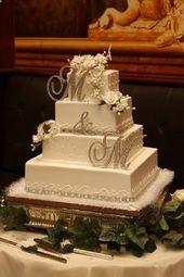 42 Quadrat #Hochzeitstorten, die begeistern! #vintagewedding   – Birthday cake