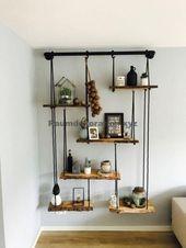 Wohnaccessoires – 60 einfache DIY-Dekorationsprojekte, die mit einem Budget von godiygo.com einhergehen