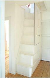 Seitenerweiterung zum Satteldachhaus #Haustreppe #Erweiterung #Haustreppengröße #Satteldach …   – house stairs